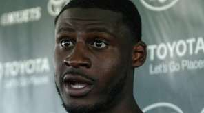 Morris Claiborne says he took himself out of