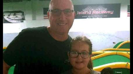 Kidsday reporter Angelica Perotta and her uncle Don
