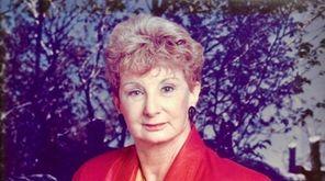 Madeline McCord in the 1990s. She died Nov.