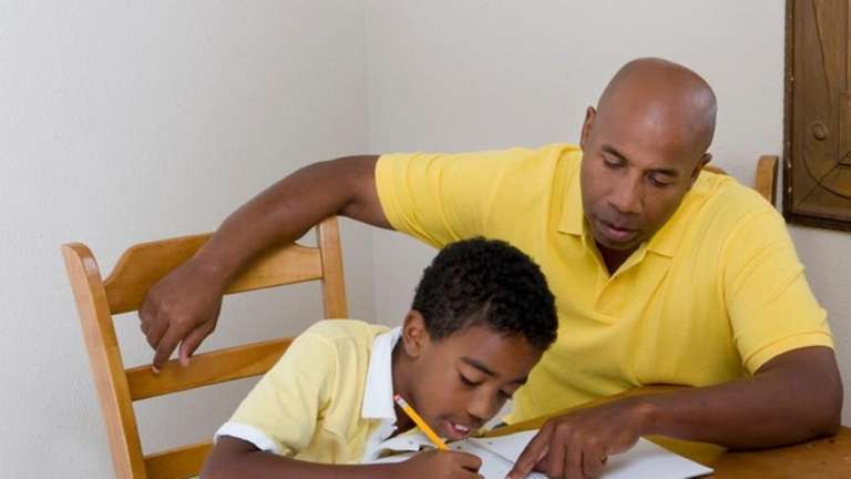 If your kid needs help with homework, there