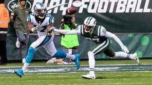 The Jets lost to the Panthers, 35-27, onSunday,