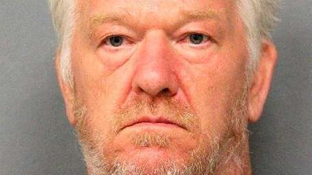 Ronald O'Leary, 59, was arrested in the robbery