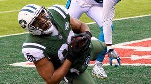 Jets tight end Austin Seferian-Jenkins makes a catch
