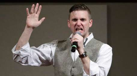 Richard Spencer, who leads a movement that mixes