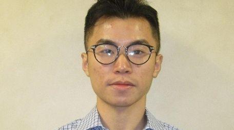 Zilong Juneau Xiao of Commack has been hired