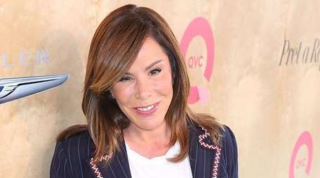 Melissa Rivers attends an Ovarian Cancer Research Fund