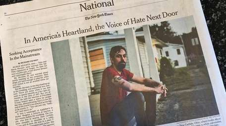 On Sunday, The New York Times profiled a