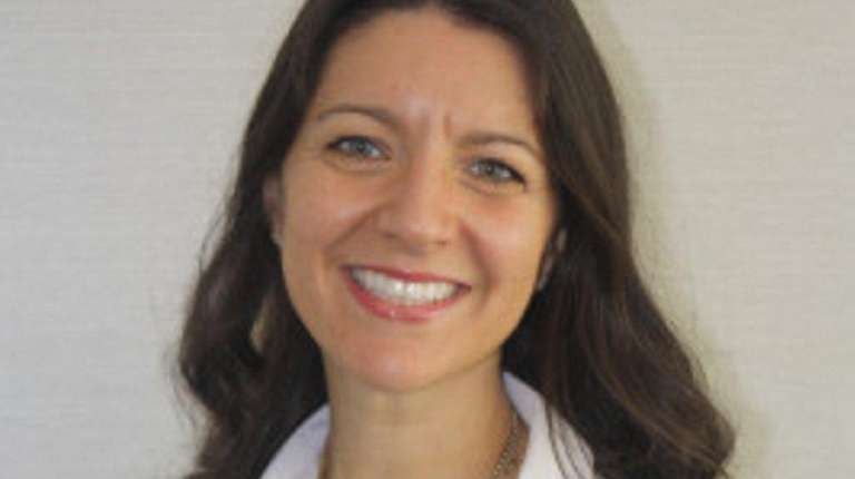 Dr. Jana Deitch of Melville has been named
