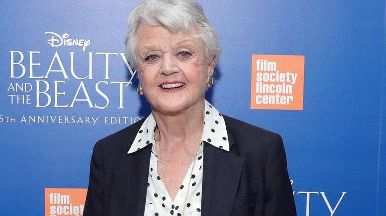 Angela Lansbury spoke on the current sex-abuse scandals