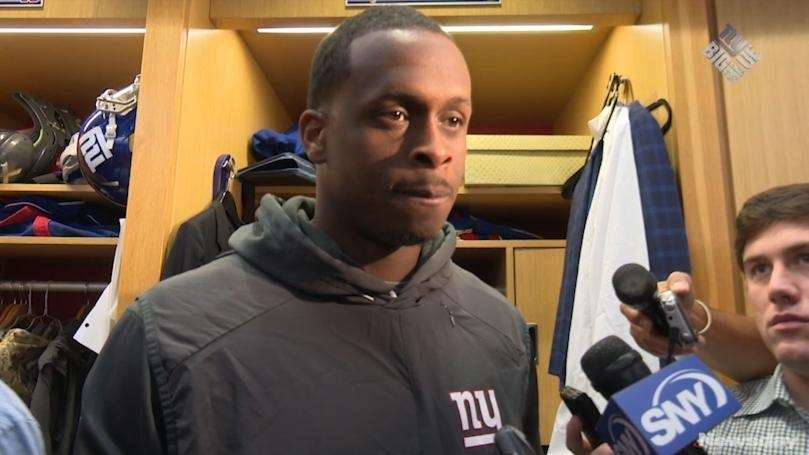 Hear from Eli Manning, Geno Smith and Davis