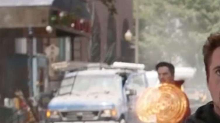 "The first trailer for ""Avengers: Infinity War,"" due"