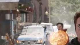 """The first trailer for """"Avengers: Infinity War,"""" due"""