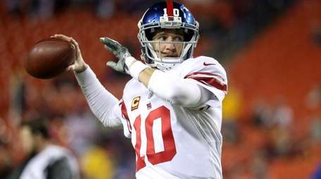 Eli Manning has a no-trade clause in the