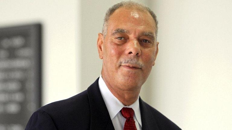 Former Suffolk Legis. Elie Mystal in 2010. Formerly