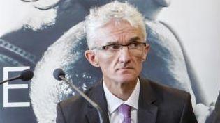 Mark Lowcock, U.N. Emergency Relief Coordinator is seen