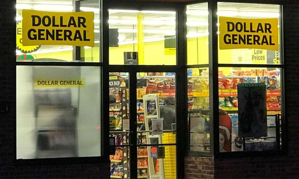 Dollar General, a Tennessee-based discount retailer, opened its