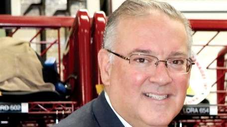 Thomas J. Grech of Malverne has been promoted
