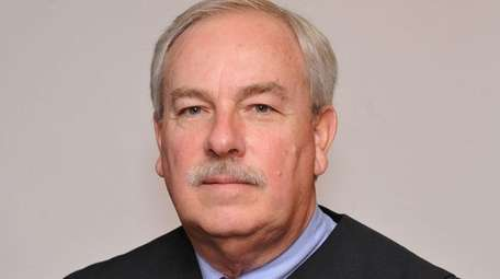 Recently re-elected Nassau County Court Judge Christopher