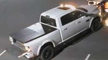 Suffolk County police released this surveillance photo of