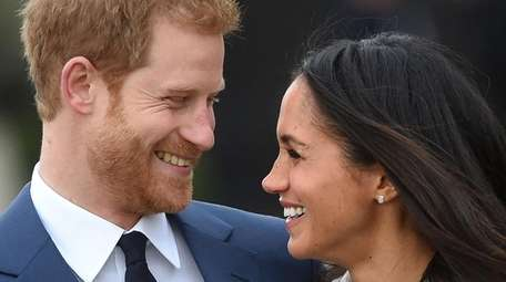 Prince Harry and Meghan Markle are engaged to