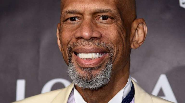 Kareem Abdul-Jabbar arrives at Gabrielle's Angel Foundation's