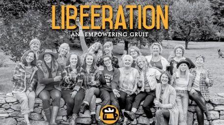 Libeeration, an ale aimed at menopausal women, has