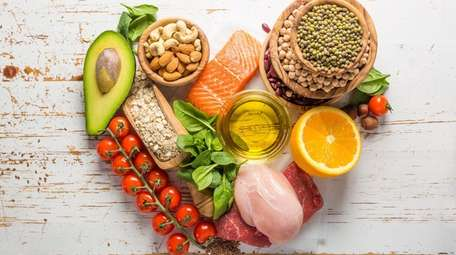 Need to repair tissue and fight infection? Protein