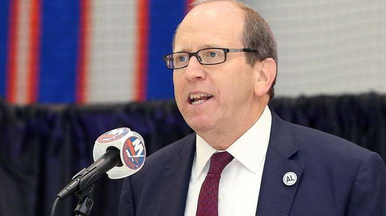 Islanders owner Jon Ledecky remembers Al Arbour during