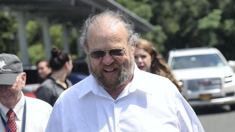 Former Suffolk Legis. George Guldi leaves Suffolk County