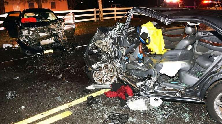 Newsday Lake Grove Car Accident