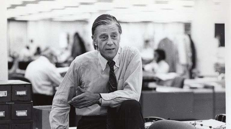 Ben Bradlee is the subject of