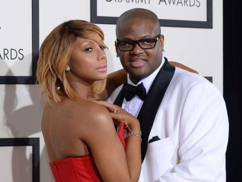 R&B singer Tamar Braxton filed for divorce from