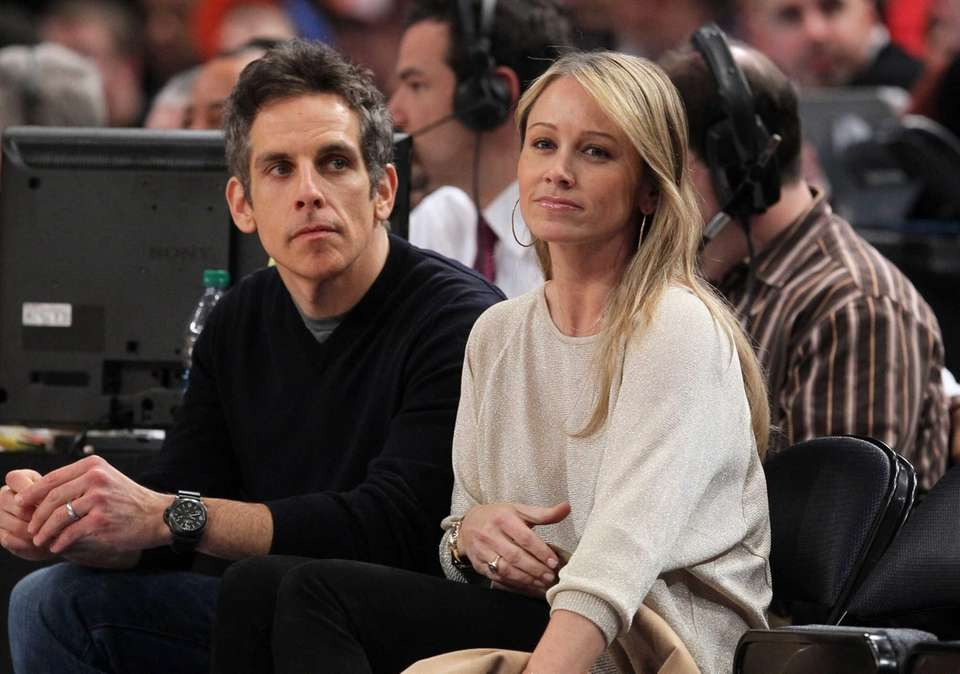 Ben Stiller and his wife, Christine Taylor, released