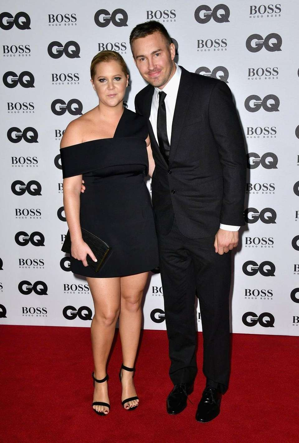 Amy Schumer and furniture designer Ben Hanisch broke