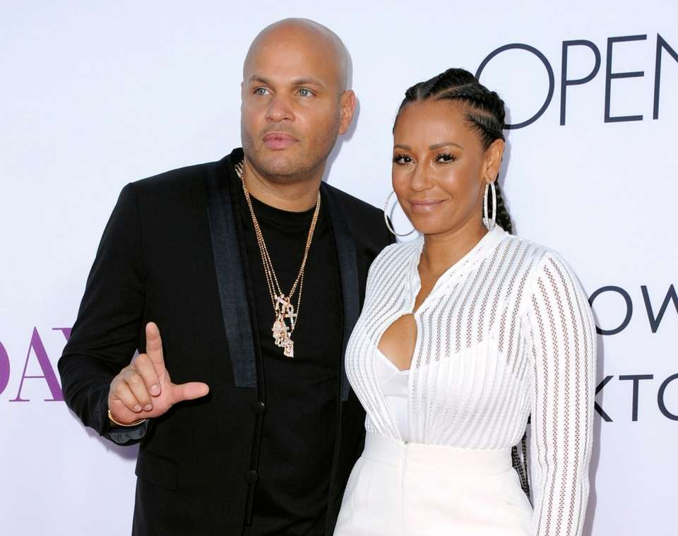 Former Spice Girl Melanie Brown filed for divorce