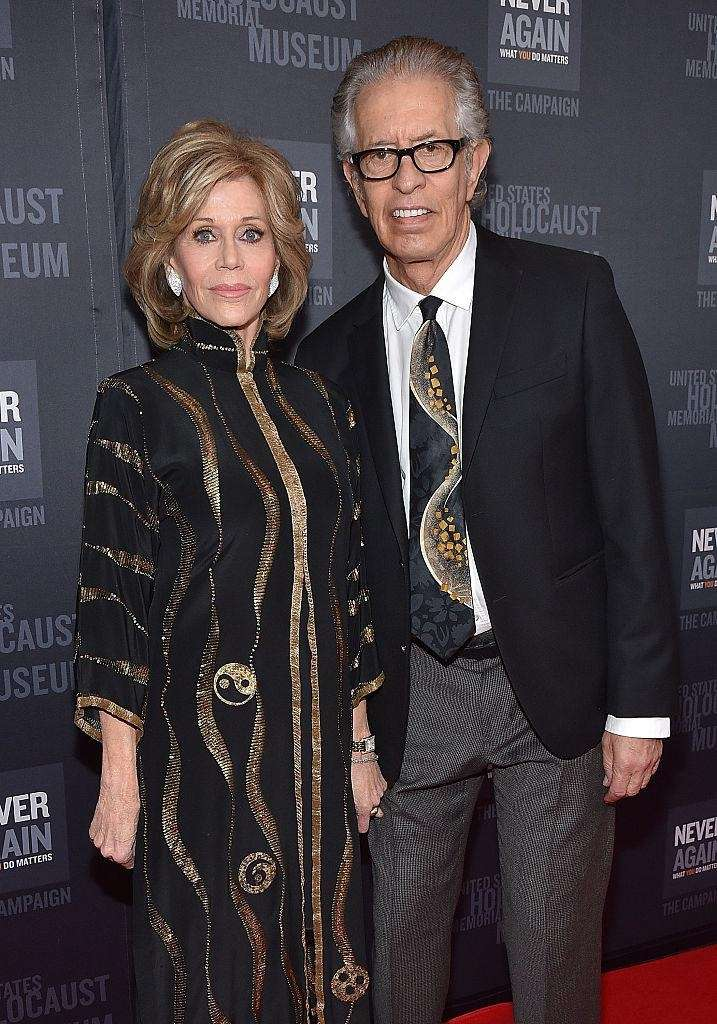 Jane Fonda and Richard Perry ended their eight-year
