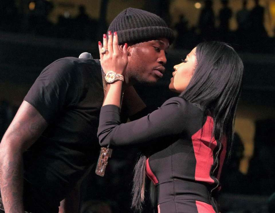 Nicki Minaj confirmed she and Meek Mill broke