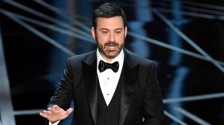 Jimmy Kimmel will return to host the Academy