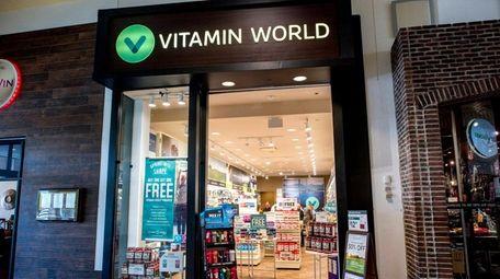 Vitamin World at Smith Haven Mall.