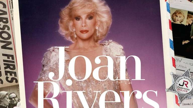Melissa Rivers Discusses Joan Confidential A Scrapbook Tribute To Her Mother