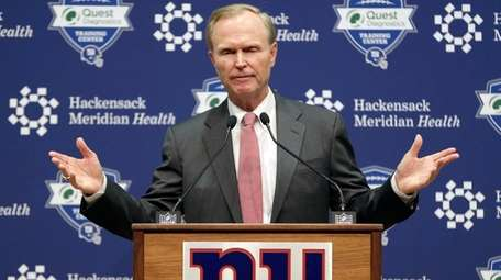 The pressure is on Giants co-owner John Mara