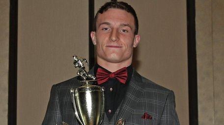 Joe Cipp Jr. Running Back Award and co-Hansen