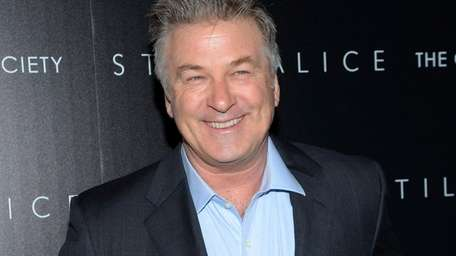 Actor Alec Baldwin attends a special screening of