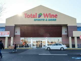 Total Wine offers customers a vast selection of