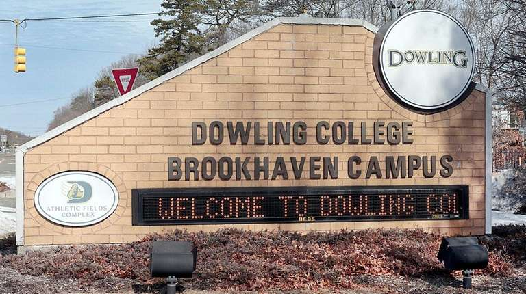Bids to buy the Brookhaven campus of bankrupt