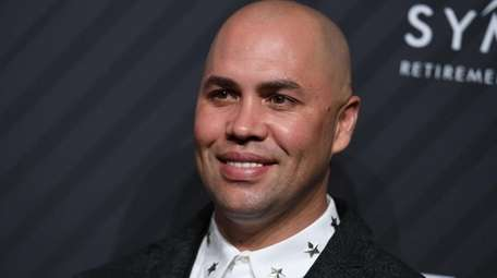Puerto Rican former professional baseball player Carlos Beltran