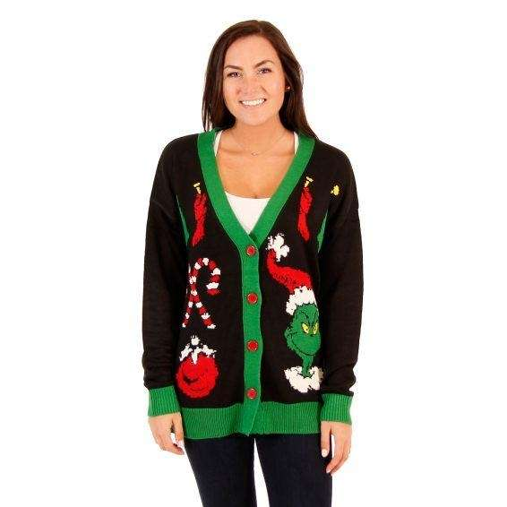 dont be a grinch this christmas dress up - Best Place To Buy Ugly Christmas Sweaters