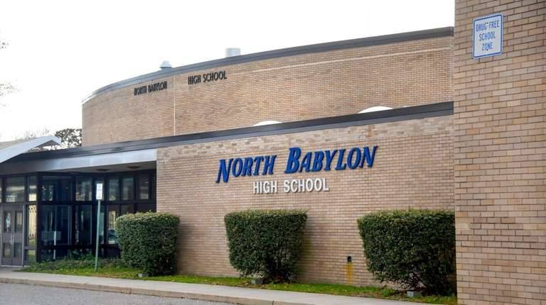 All seven schools in North Babylon, including the