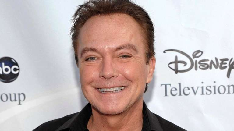 Actor-singer David Cassidy died Nov. 21, 2017, age