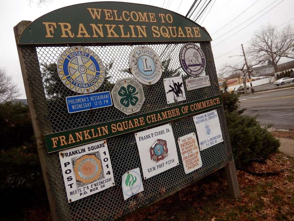 The definitive origin of how Franklin Square got